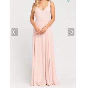 ShowMeYourMumu XS Jenn Maxi Dress